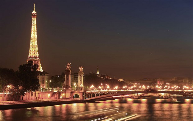 City of Light Paris