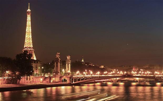 City of Light Paris