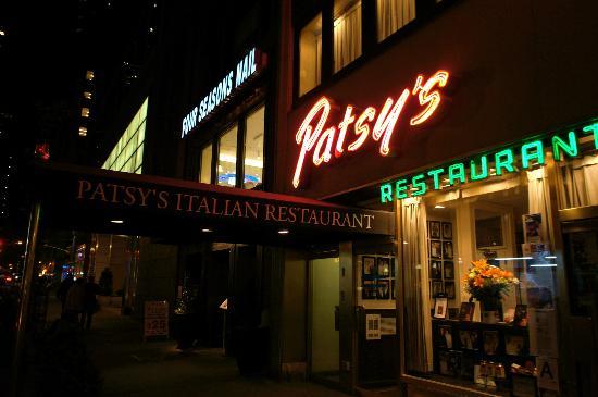 Patsies Italian Restaurant
